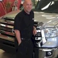 Dell Pauley at Four Stars Toyota