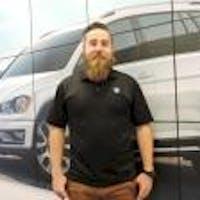 Dylan Pierson at World Volkswagen - Service Center