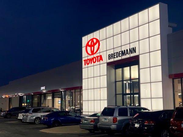 Bredemann Toyota, Park Ridge, IL, 60068