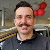BRAD DAVIS at Woodmen Nissan