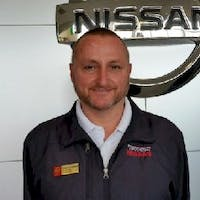 Donnie Broadhead at Woodmen Nissan