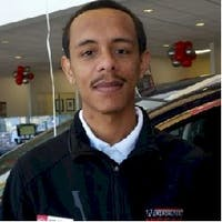 Mark Johnson at Woodmen Nissan