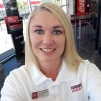 Lois Hackamack at Woodmen Nissan