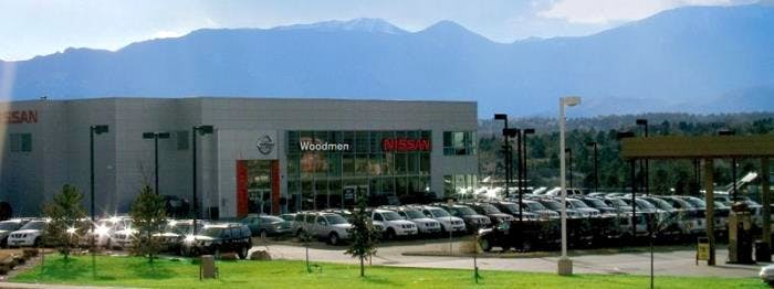 Woodmen Nissan, Colorado Springs, CO, 80918