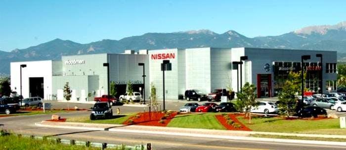 Woodmen Nissan, Colorado Springs, CO, 80918