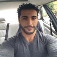 Ibrahim Shlash at Dan Perkins Subaru