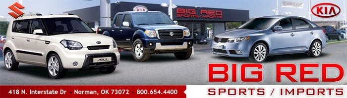 Big Red Sports >> Big Red Sports Imports Kia Suzuki Service Center