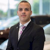 Joel Capaz at Schumacher Volvo Cars of the Palm Beaches