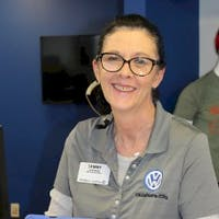 Tammy  Chadwick at Oklahoma City Volkswagen