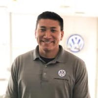 Ruben Rico at Oklahoma City Volkswagen