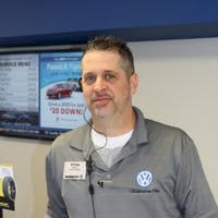 Brian Smith at Oklahoma City Volkswagen