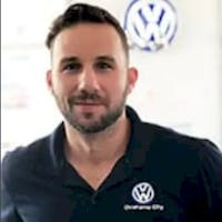 Joey Threet at Oklahoma City Volkswagen