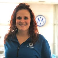 Ashley Herrera at Oklahoma City Volkswagen