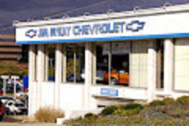 Jim Mckay Chevrolet Chevrolet Service Center Dealership Ratings