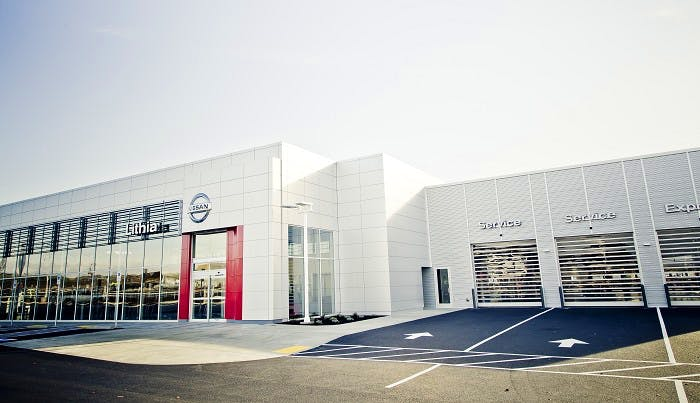 Lithia Nissan of Medford, Medford, OR, 97504