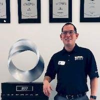 Bobby Baucan at Duval Acura
