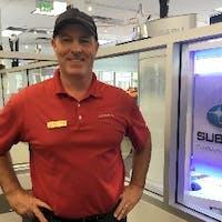 Todd Mitteness at Camelback VW Subaru