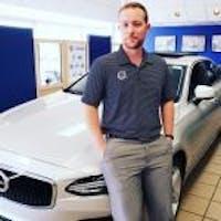Chris Gough at Volvo Cars Lisle