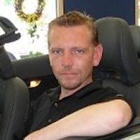Tommy Korallus at Volvo Cars Lisle