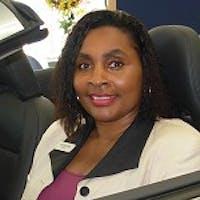 Lolita Cook at Volvo Cars Lisle