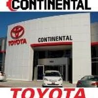 Keith Lanzara at Continental Toyota