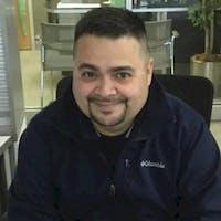 Saul Unzueta at Continental Toyota