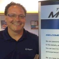 Ron Liszka at Biggers Mazda