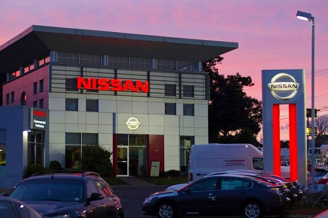 Ramsey Nissan, Upper Saddle River, NJ, 07458