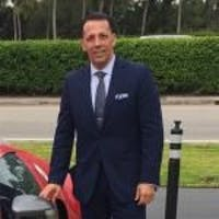 Gustavo Decarvalho at Napleton's Palm Beach Acura