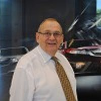 Steve  Lipsig at Napleton's Palm Beach Acura