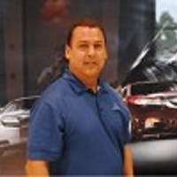 Mark Gawerecki at Napleton's Palm Beach Acura