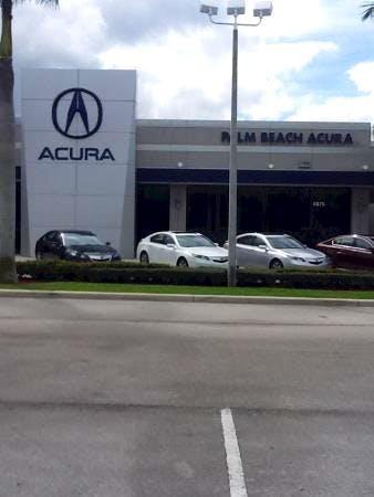 Napleton's Palm Beach Acura, West Palm Beach, FL, 33411