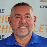 Ricky Appenzeller at Lynn Smith Chevrolet