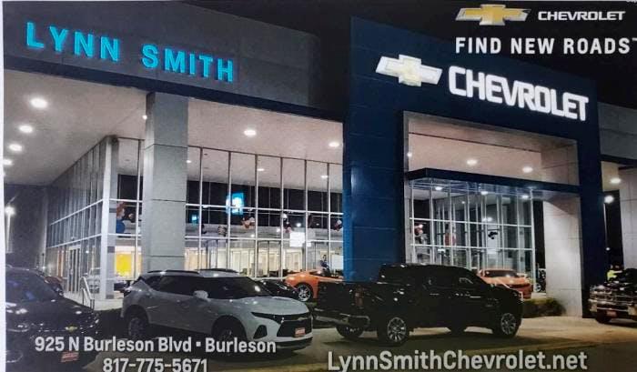 Lynn Smith Chevrolet, Burleson, TX, 76028