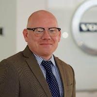 Brandon Newman at Volvo Cars Oklahoma City