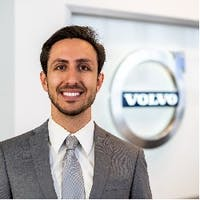 Aslan Maleki at Volvo Cars Oklahoma City