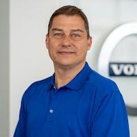 Paul Hudson at Volvo Cars Oklahoma City
