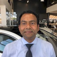 Mohhamad Alam at Mercedes-Benz of Oklahoma City