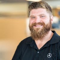 Brock Byford at Mercedes-Benz of Oklahoma City