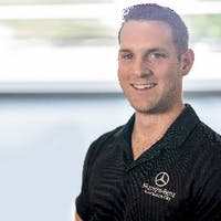 Tim Back at Mercedes-Benz of Oklahoma City - Service Center