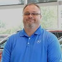 George Nicholson at Mercedes-Benz of Oklahoma City - Service Center