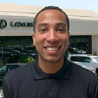 Devyn Williams at Wilde Lexus Sarasota