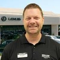 Frank Justin at Wilde Lexus Sarasota