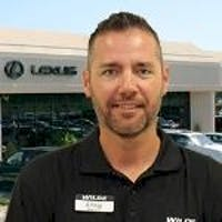 Craig McGregor at Wilde Lexus Sarasota