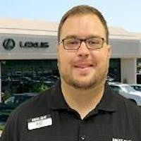 Jeff Serensky at Wilde Lexus Sarasota