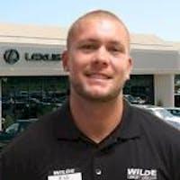 Kyle Hadala at Wilde Lexus Sarasota