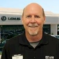 Tim Eldridge at Wilde Lexus Sarasota