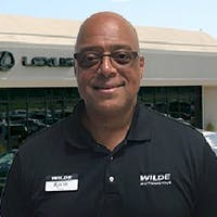 Kevin White at Wilde Lexus Sarasota
