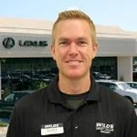 Kenny Clark at Wilde Lexus Sarasota