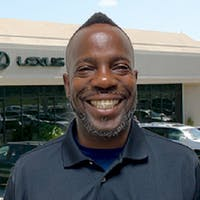 Shaun Mathis at Wilde Lexus Sarasota